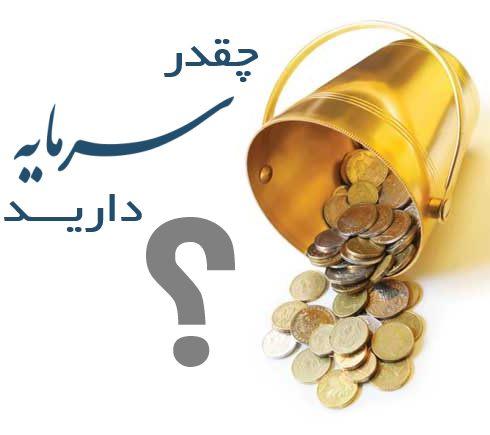 چقدر سرمایه دارید ؟ انتخاب کنید و کسب درآمد کنید ( اولین بار در ایران )