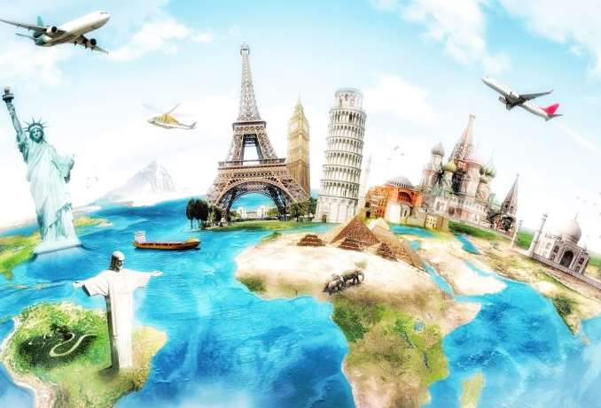 ایده در مورد صنعت گردشگری و توریسم